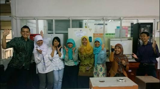 Geng Lab Anor Lantai 3