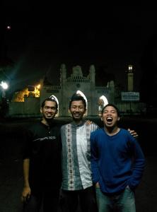 Masjid Ageng Surakarta (Hafidz-Alam-Fathy)