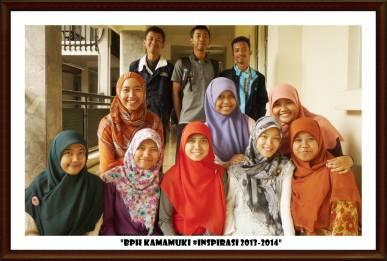 BPH Kamamuki ITB 2013